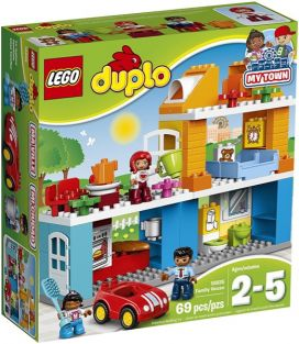 FAMILY HOUSE-DUPLO MY TOWN