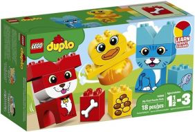 MY FIRST PUZZLE PETS-DUPLO SET