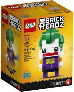 THE JOKER-BRICK HEADZ SET