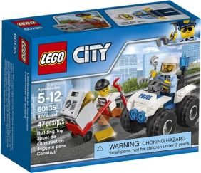 ATV ARREST-CITY SET #60135 BY