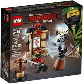 SPINJITZU TRAINING-NINJAGO MOV