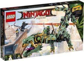 GREEN NINJA MECH DRAGON-NINJAG