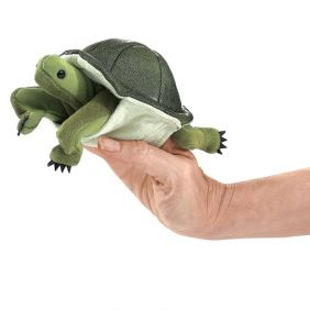 MINI TURTLE FINGER PUPPET #273