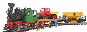 G WORK TRAIN STARTER SET #7240