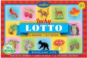 WOODLAND LIFE LUCKY LOTTO GAME