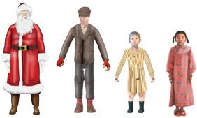 POLAR EXPRESS ADD-ON FIGURES
