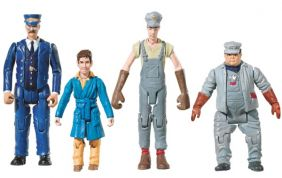 POLAR EXPRESS ORIGINAL FIGURES