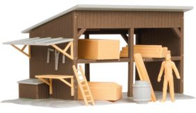 LUMBER SHED KIT