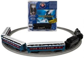 POLAR EXPRESS PASSENGER SET WI