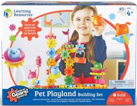 PET PLAYLAND GEARS BUILDING SET