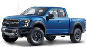1/24 2017 FORD F-150 RAPTOR PI