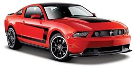1/24 FORD MUSTANG BOSS 302