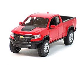1/27 '17 CHEVY COLORADO ZR2 PI