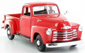 1/25 CHEVY 3100 PICKUP 1950