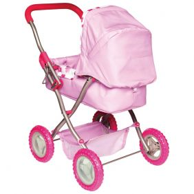 BABY STELLA COLLECTION BABY DOLL BUGGY