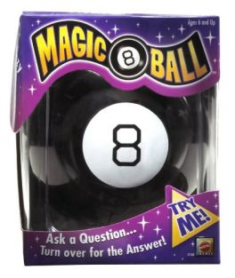 MAGIC 8 BALL #30188 BY MATTEL
