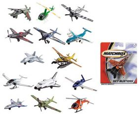 MATCHBOX SKYBUSTERS DIE-CAST V