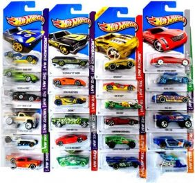 HOT WHEELS BASIC CAR (ASSORTED