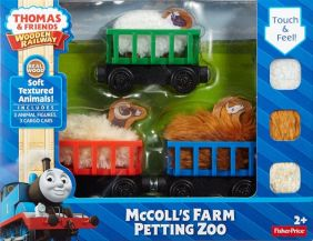 MCCOLL'S FARM PETTING ZOO - THOMAS & FRI