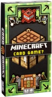 MATTEL MINECRAFT CARD GAME? #D
