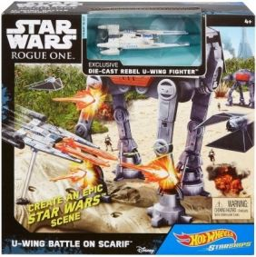 HOT WHEELS U-WING BATTLE ON SC