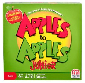 APPLES TO APPLES JUNIOR GAME #