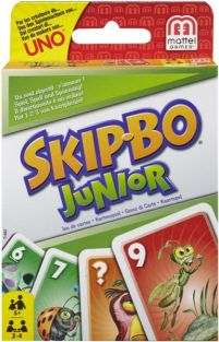 SKIP-BO JUNIOR CARD GAME #T188