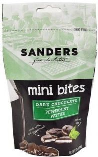 MINI BITES DARK CHOCOLATE PEPP