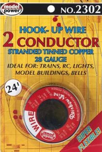 2 CONDUCTOR WIRE #2302 BY MODE