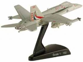 1/100 F/A18C HORNET VFA131 WIL