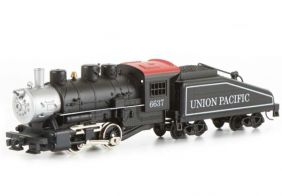 UNION PACIFIC 0-4-0 SHIFTER
