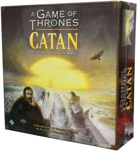 A GAME OF THRONES CATAN GAME #