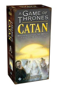 A GAME OF THRONES CATAN 5-6 PL