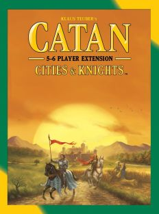 CATAN:CITIES & KNIGHTS 5-6 EXT