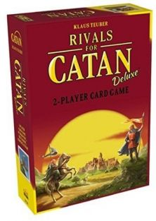 RIVALS FOR CATAN-DELUXE CARD G