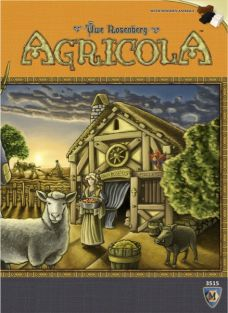 AGRICOLA (REVISED EDITION) GAM