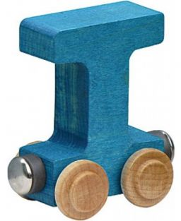 WOODEN ALPHABET TRAIN-LETTER T
