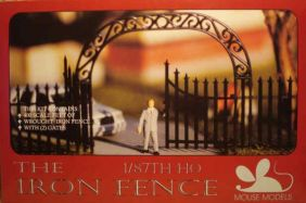 (SALE)HO IRON FENCE