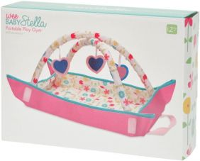 WEE BABY STELLA PORTABLE PLAY