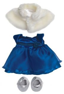 BABY STELLA DOLL PARTY DRESS