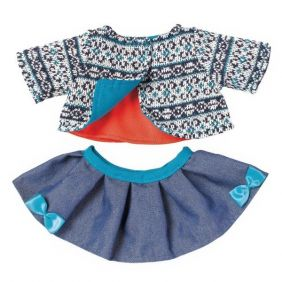 BABY STELLA COZY CHIC DOLL OUT