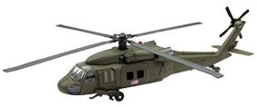 1/60 UH60 BLACK HAWK HELICOPTE