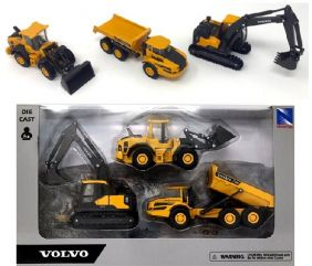 "5.5"" VOLVO CONSTRUCTION VEHICL"