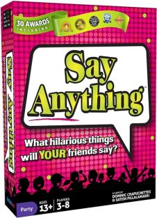 SAY ANYTHING PARTY GAME #200