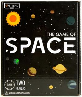 THE GAME OF SPACE #3000 BY ON