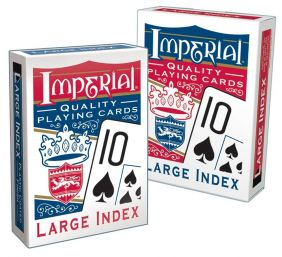 IMPERIAL POKER PLAYING CARDS #
