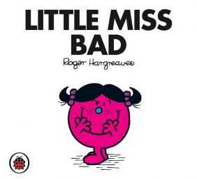 LITTLE MISS BAD BOOK