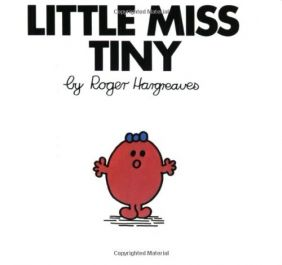 LITTLE MISS TINY BOOK