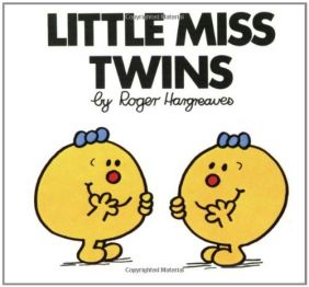 LITTLE MISS TWINS BOOK