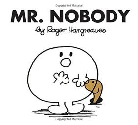 MR. NOBODY BOOK (MR. MEN)